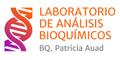 Laboratorio de Analisis Bioquimica - Dra Patricia Auad