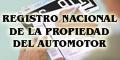 Registro Nacional de la Propiedad del Automotor