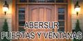 Abersur - Puertas y Ventanas
