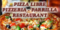 Pizza Libre - Pizzeria - Parrilla - Restaurant