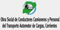 Obra Social de Conductores de Camiones y Personal del Transporte Automotor de Corrientes