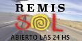Remis Sol - Abierto las 24 Hs