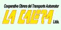 Coop Obrera de Transporte la Calera Ltda