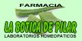 Farmacia la Botica de Pilar - Laboratorios Homeopaticos