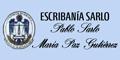 Escribania Sarlo - Gutierrez