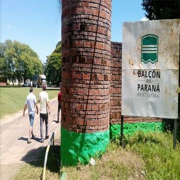 Hotel Balcon del Parana