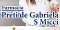 Farmacia Preti de Gabriela S Micci