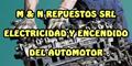 M & N Repuestos SRL - Electricidad y Encendido del Automotor