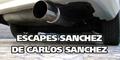 Escapes Sanchez de Carlos Sanchez