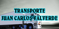 Transporte Juan Carlos Valverde