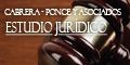 Cabrera - Ponce y Asociados - Estudio Juridico