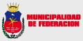 Municipalidad de Federacion