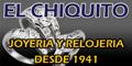 El Chiquito - Joyeria y Relojeria Desde 1941- 78 Aniversario