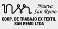 Coop Trabajo Ex Textil San Remo Ltda