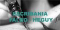 Escribania Falbo - Heguy