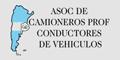 Asoc de Camioneros Prof Conductores de Vehiculos