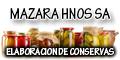 Mazara Hnos SA - Elaboracion de Conservas