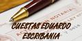 Cuestas Eduardo Escribania