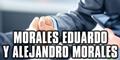 Morales Eduardo y Alejandro Morales