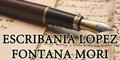 Escribania Lopez Fontana Mori