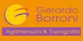 Estudio de Agrimensura - Topografia Gerardo Borroni