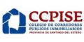 Colegio de Corredores Publicos Inmobiliarios de S del Estero