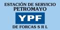 Estacion de Servicio Petromayo Ypf de Forcas SRL
