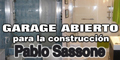 Garage Abierto para la Construccion de Pablo Sassone