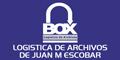 Box - Logistica de Archivos de Juan M Escobar