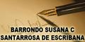 Barrondo Susana C Santarrosa de Escribana