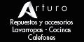 Arturo - Repuestos y Accesorios - Lavarropas - Cocinas - Calefones