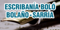 Escribania Bolo Bolaño de Sarria
