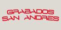Grabados San Andres - Trabajos Especiales