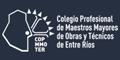 Colegio Profesional de Maestros Mayores de Obras y Tecnicos de Entre Rios