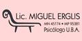 Lic Miguel Erglis - Mn 45174 Mp 95381