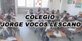 Colegio Jorge Vocos Lescano