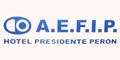 Aefip - Hotel Pte Peron
