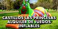 Castillos las Princesas - Alquiler de Juegos Inflables - Toro Mecanico - Mini Living