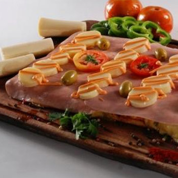 Decimetro Pizza