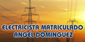 Electricista Matriculado - Angel Dominguez
