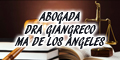Abogada Dra Giangreco Ma de los Angeles