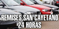 Remises San Cayetano 24 Horas