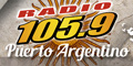Radio Puerto Argentino 105.9 Mhz