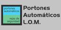 Portones Automaticos Lom