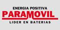 Baterias Paramovil
