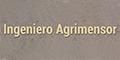 Agrimensor Lucas J Palacios