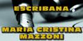 Escribana Maria Cristina Mazzoni