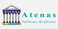 Atenas - Talleres Graficos - Folletos - Fotocromos