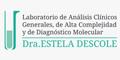 Laboratorio de Analisis Clinicos - Dra Descole