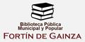 Biblioteca Publica Municipal y Popular Fortin Gainsa
